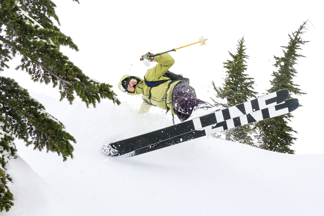 online contests, sweepstakes and giveaways - [GIVEAWAY] Win a pair of Line Vision Skis! - FREESKIER