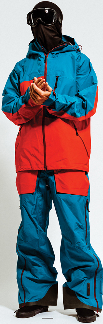 9288877c2fe Top 8 Men s Outerwear Kits  The best ski jackets and pants of 2012 ...
