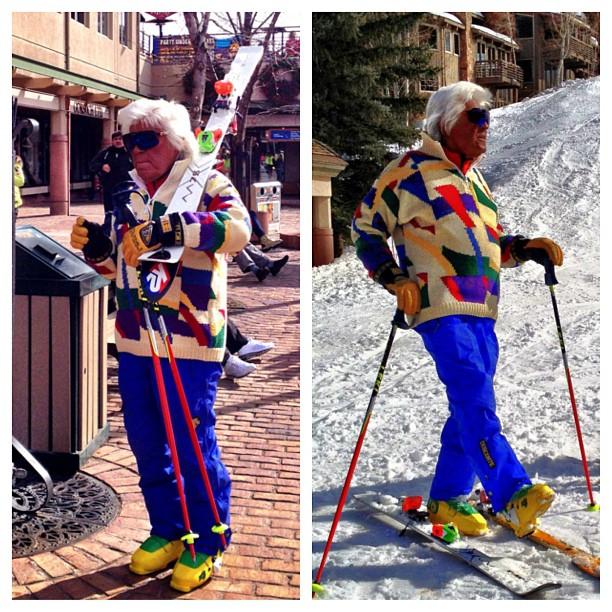 scottyvermerris #aspen #kirn #100 #cosbysweater #freeskierfest