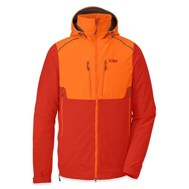 7b2b5bcee89 Outdoor Research Valhalla Ski Jacket - 2014