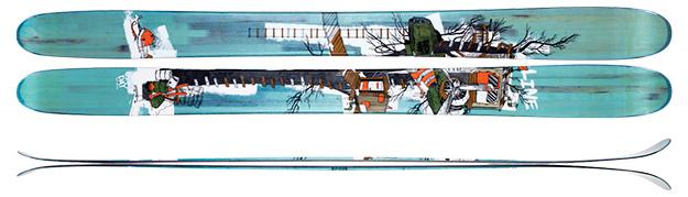 Line-SickDay125-ski