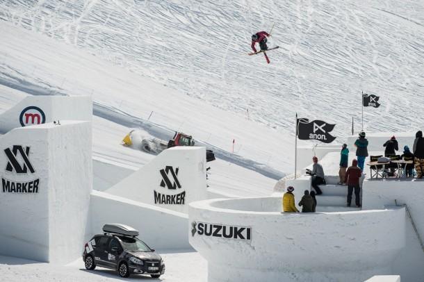 Suzuki Nine Queens 2014 presented by O'Neill – Day 4 Big Air Contest