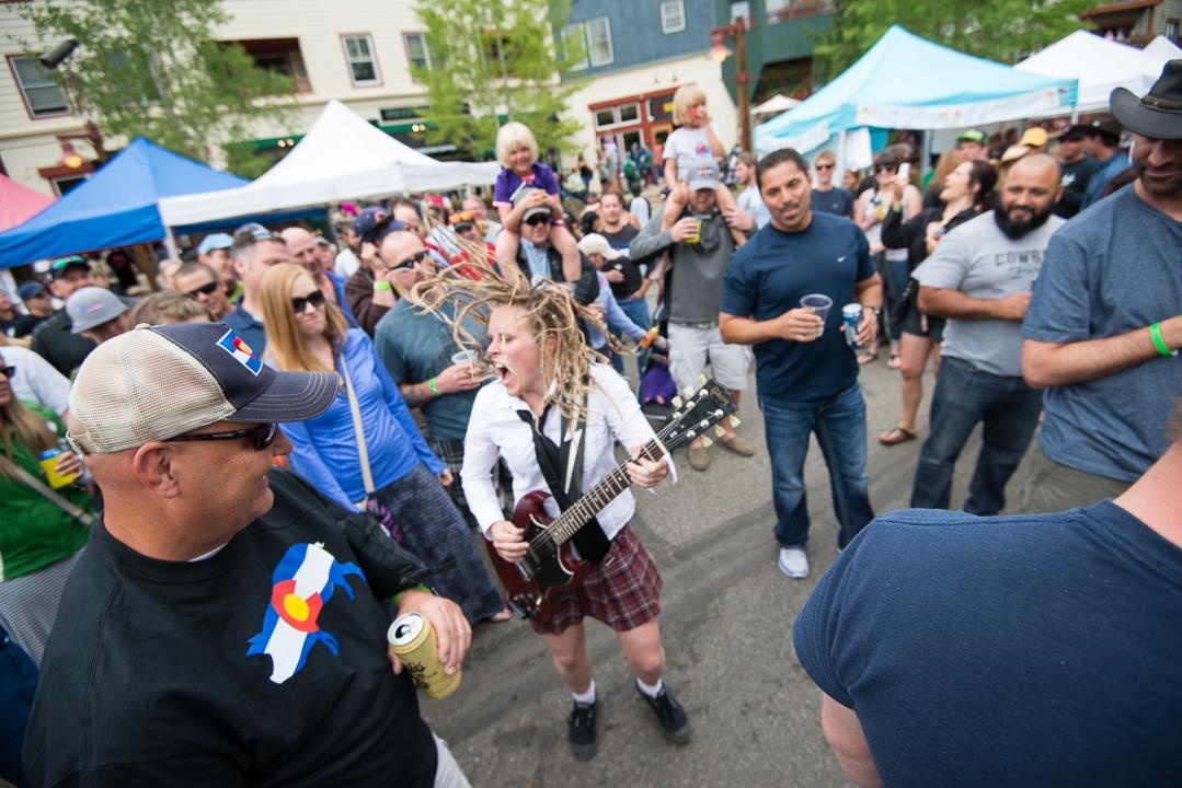 Blue Ribbon Bacon Festival at Keystone