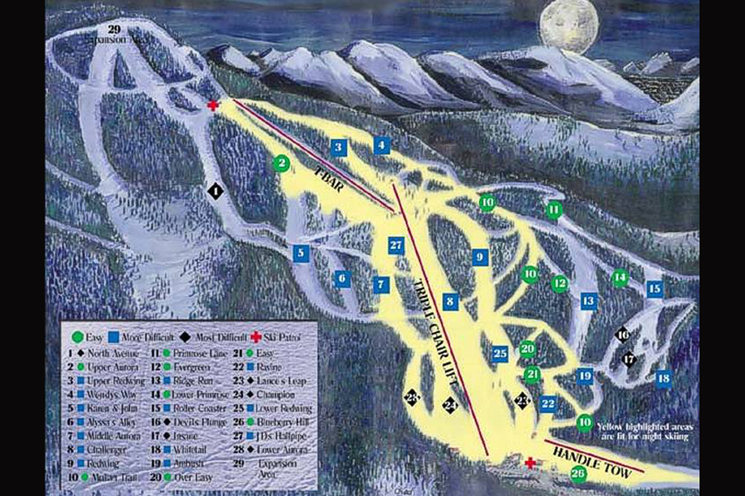 Ski Resort for sale