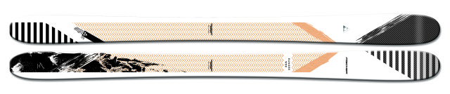 Fischer Ranger W 98 Skis 2016