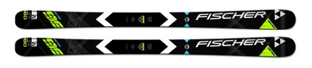 Fischer Motive 95 ti skis 2016