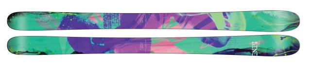 Line Pandora 95 Skis 2016