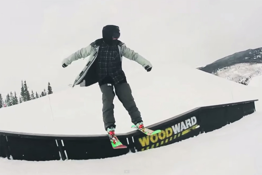 Woodward Copper, Summer Ski Camp
