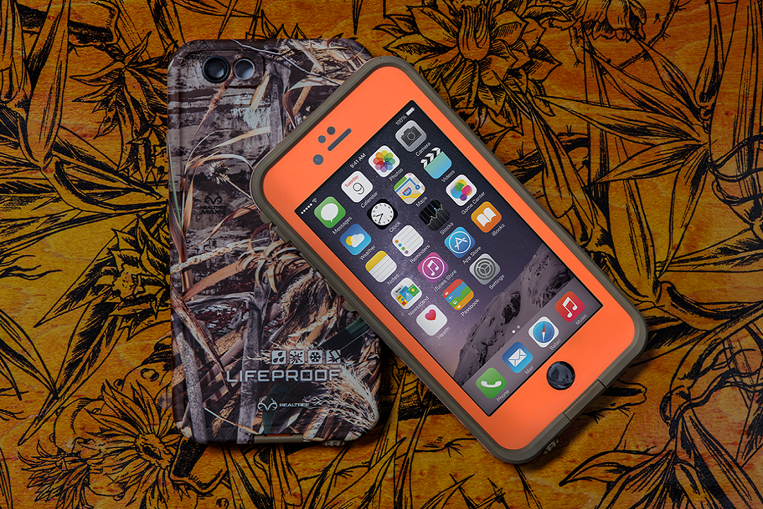 best sneakers 16662 42504 Lifeproof anounces FRE for iphone 6 in realtree camo