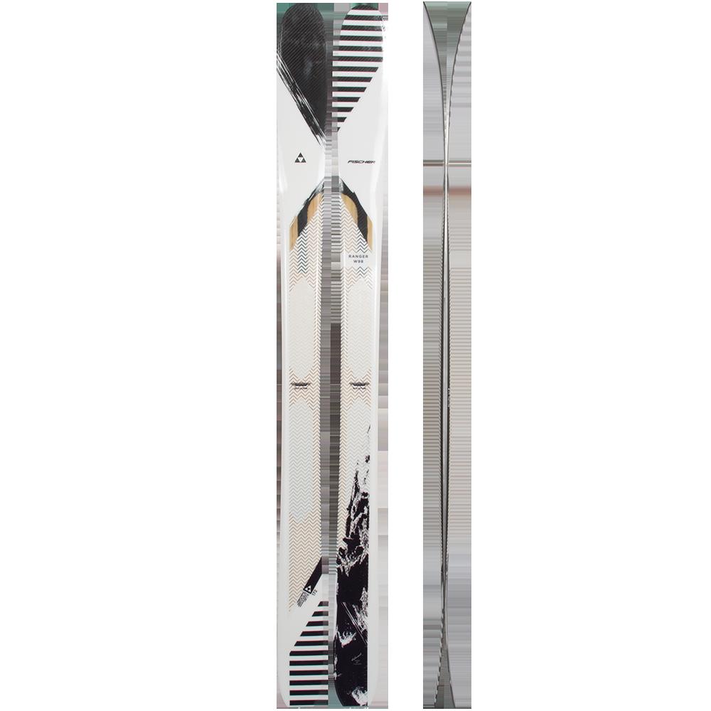 Fischer Ranger W 98 Women s Skis - 2016  7f8b17b47