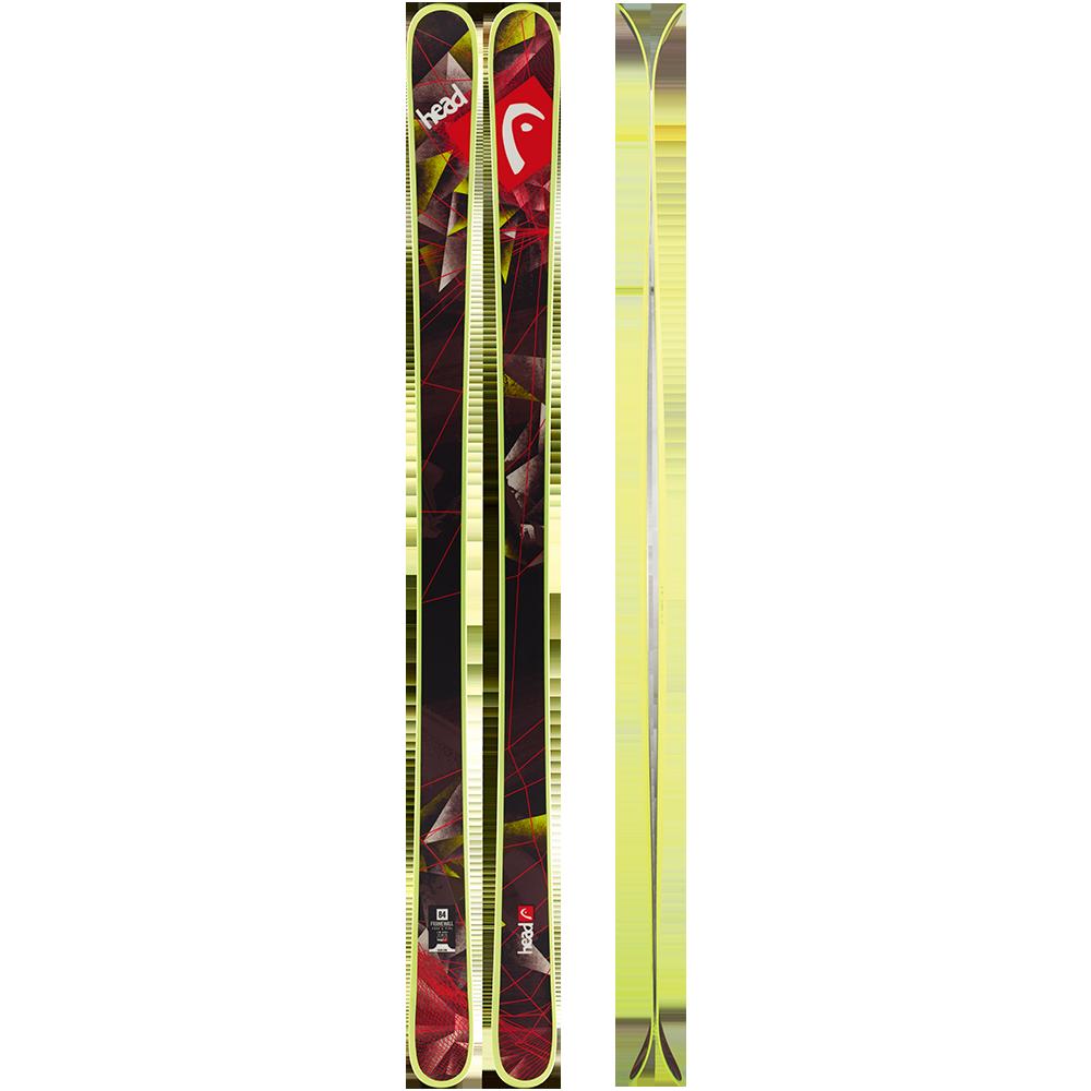 Head Frame Wall Skis - 2016   FREESKIER