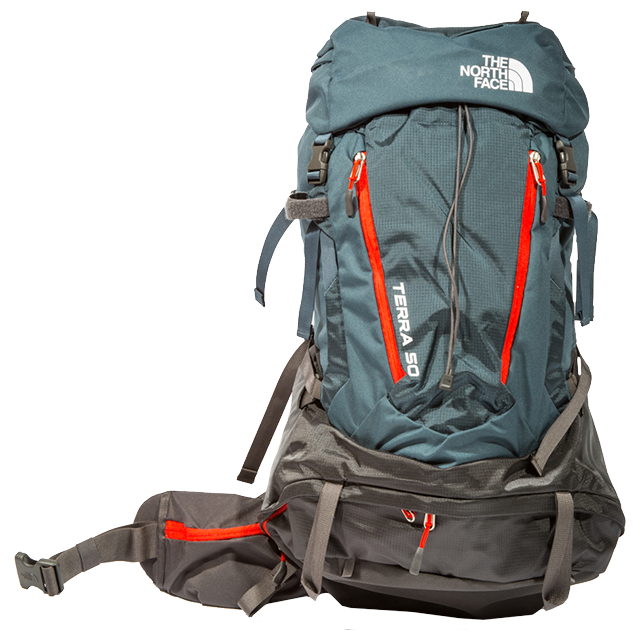 north face 50l