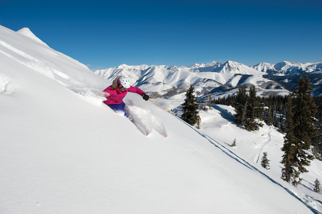 Crested Butte Mountain Resort, Colorado