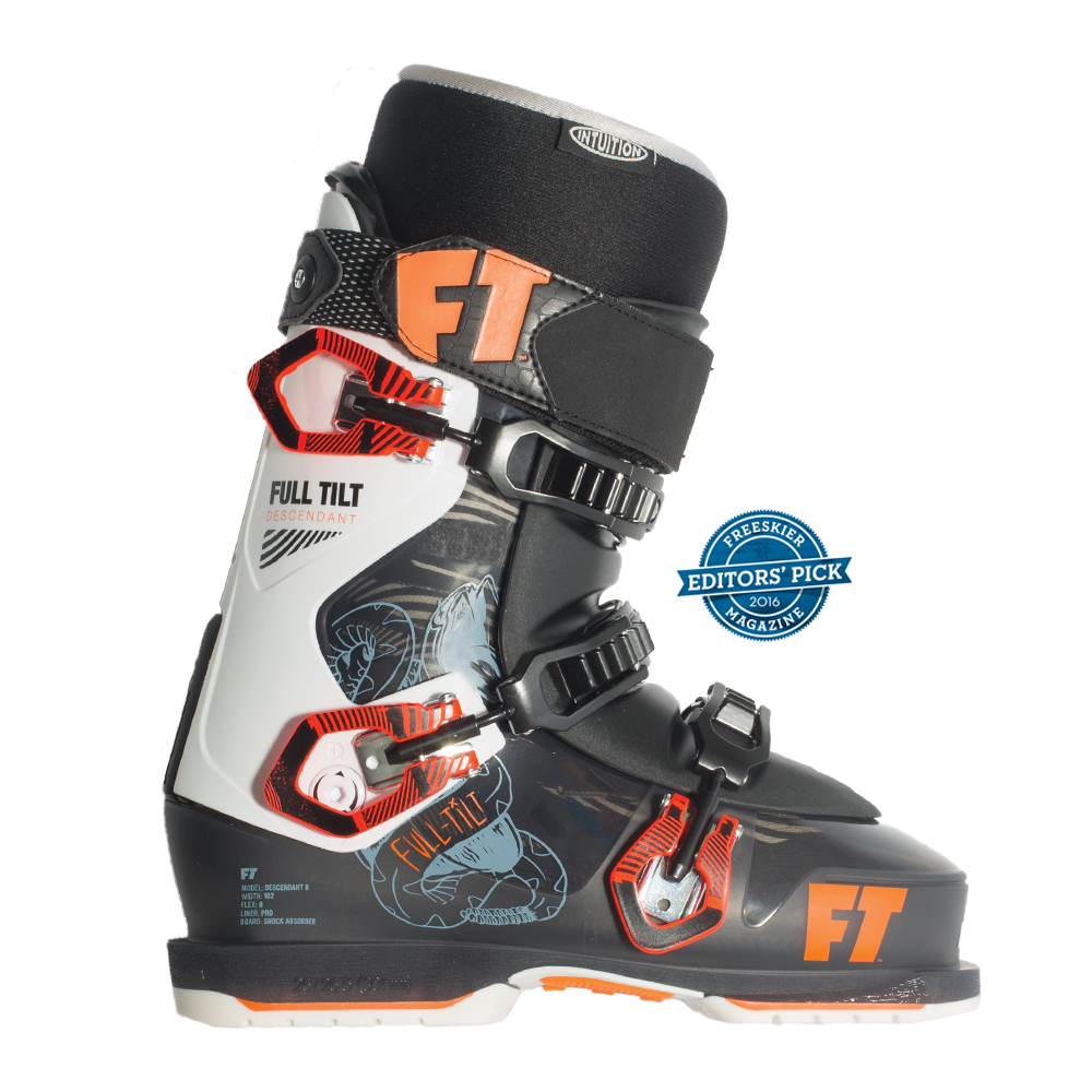 FIscher Ranger 12 Vacuum Full Fit Ski Boots