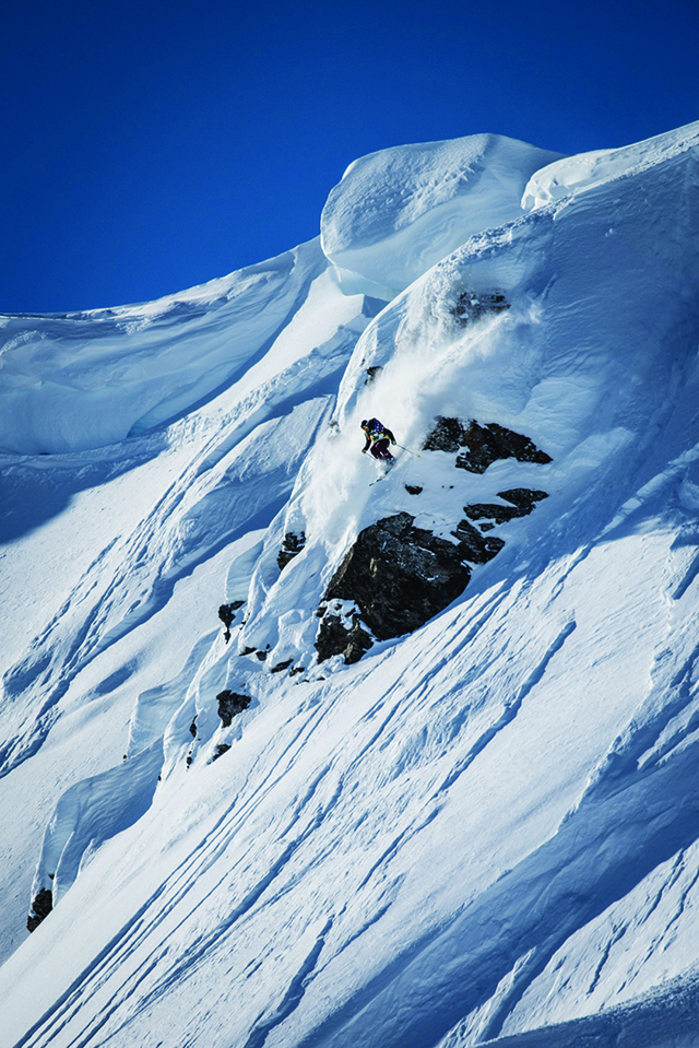 George Rodney, Freeride World Tour, Skier of the Year