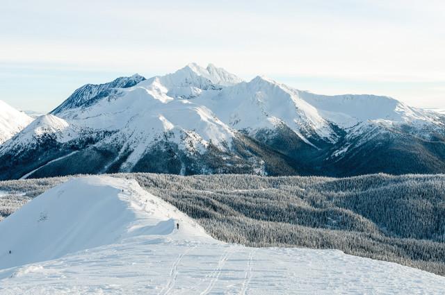 Northern British Columbia skiing