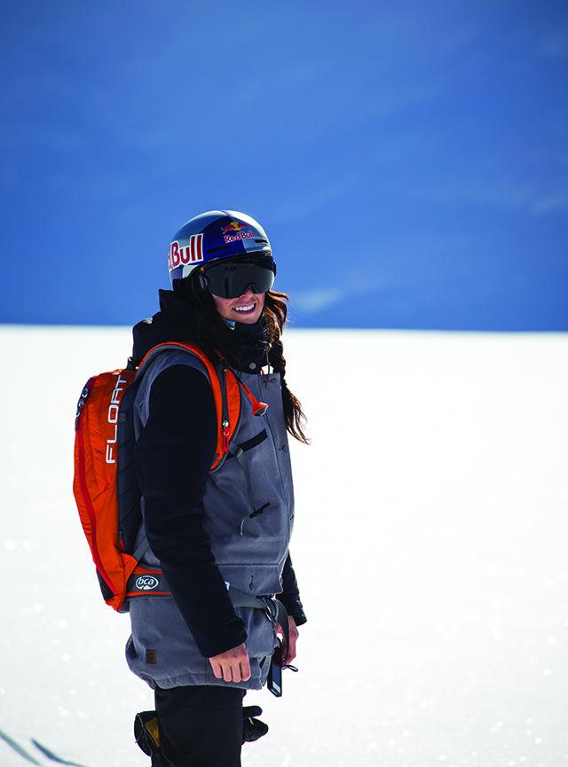 Tatum Monod, Skier of the Year