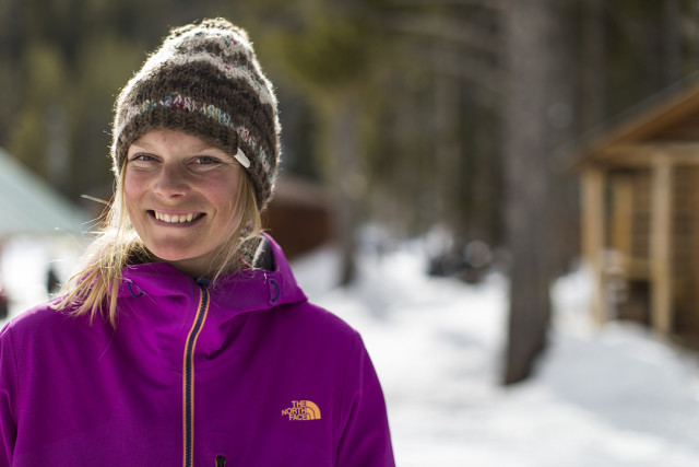 Angel Collinson, Skier of the Year