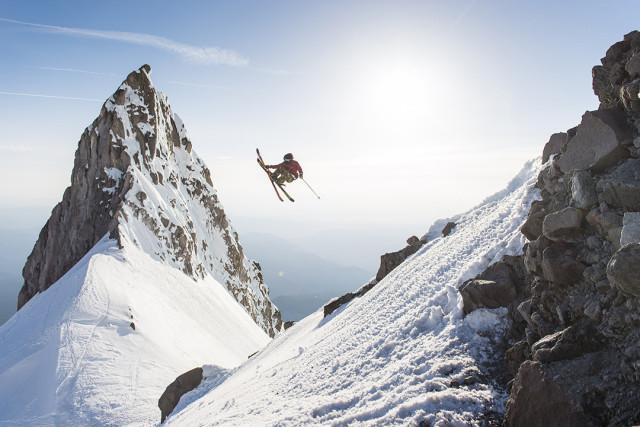 Sammy Carlson, Skier of the Year