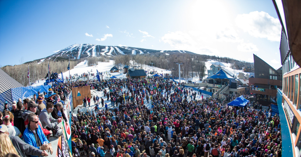 12 raucous spring ski resort parties you'd be a fool to miss