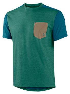 Trew Superlight NuYarn Merino Pocket T Shirt