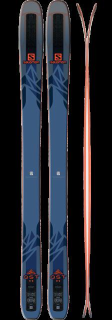 2017-Salomon-QST-99-skis-review