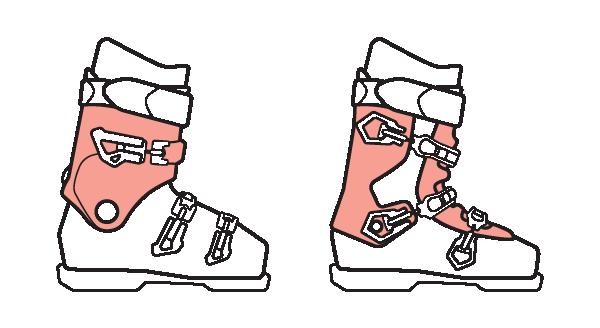 ski-boot-Shell-type