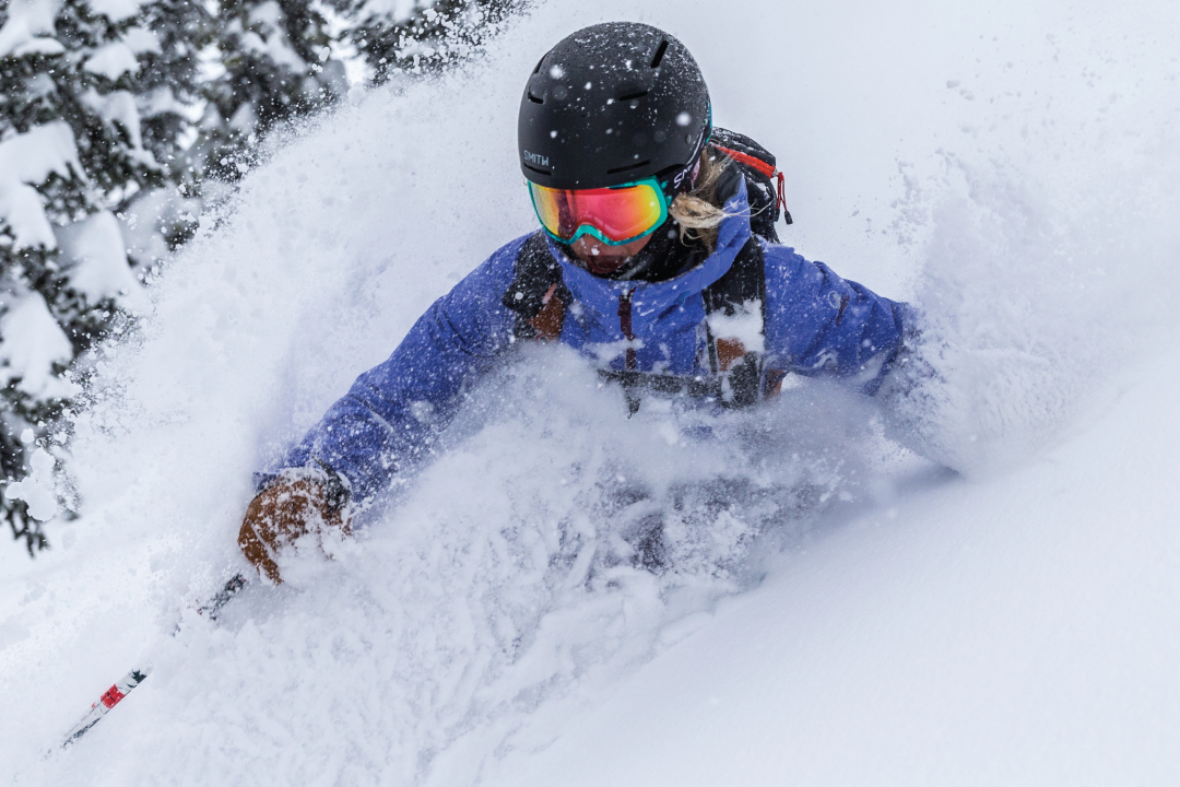 bf900552718 Smith introduces its highly acclaimed ChromaPop lenses to snow goggle lineup