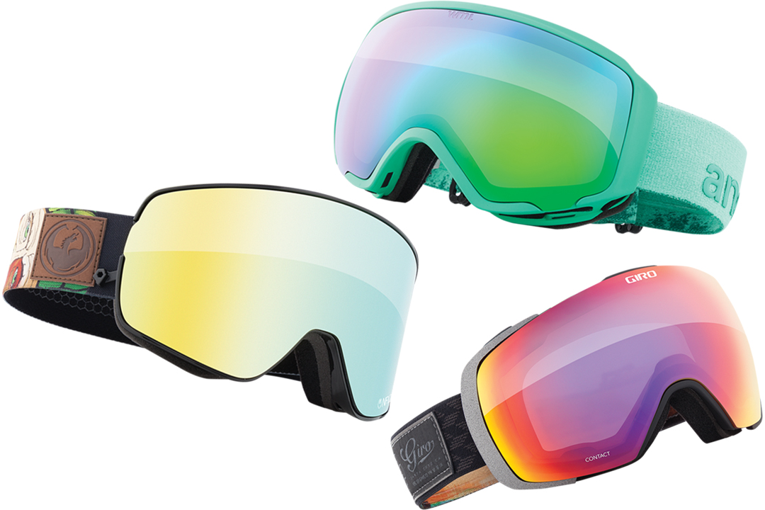 f0c121e5a73 The top 16 ski goggles of 2017