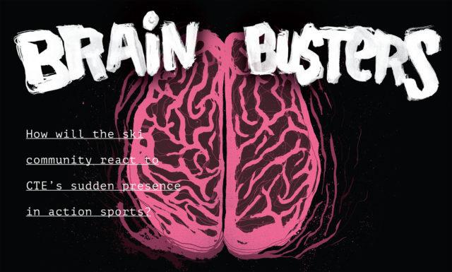Brain Busters CTE in Skiing
