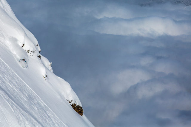 Carter McMillan, Revelstoke Mountain Resort, BC