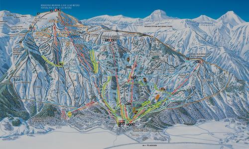 jackson hole trail map freeskier