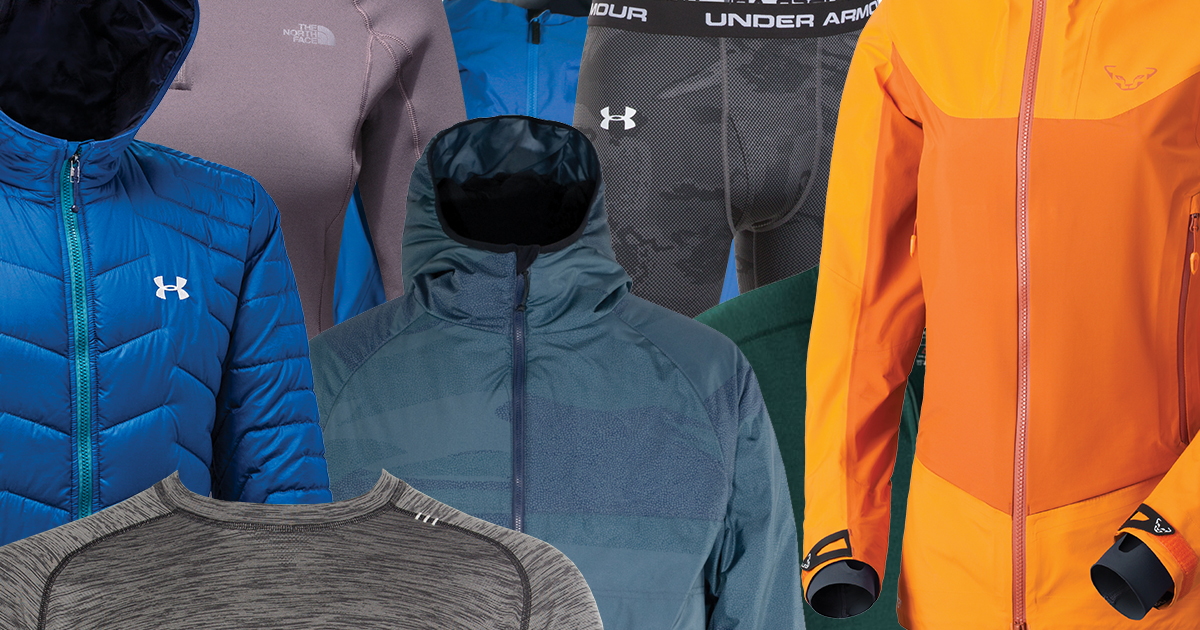 39cf08ef33250 Essential baselayers, midlayers and outerwear for the backcountry skier