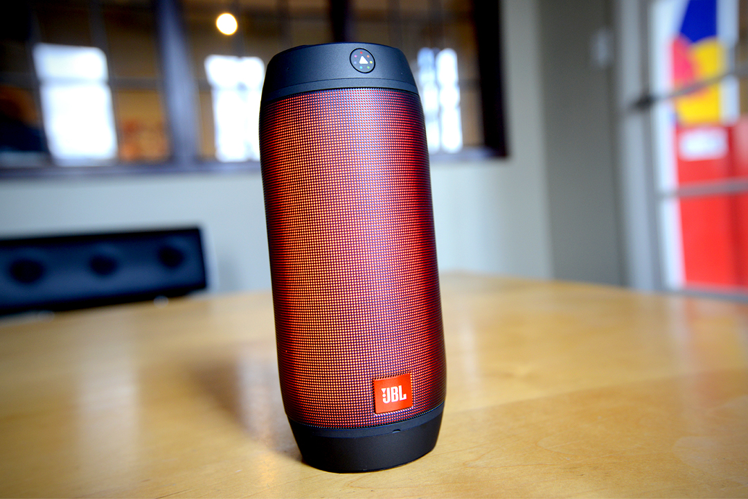 Editor's Review: JBL Pulse 2 portable Bluetooth speaker