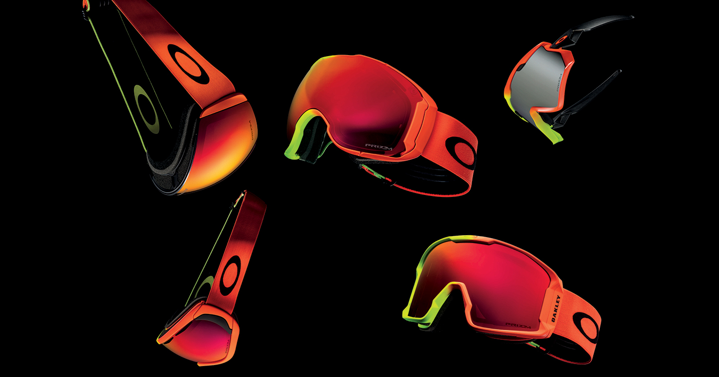 d98fd58f629 Oakley launches Harmony Fade collection ahead of Winter Olympics