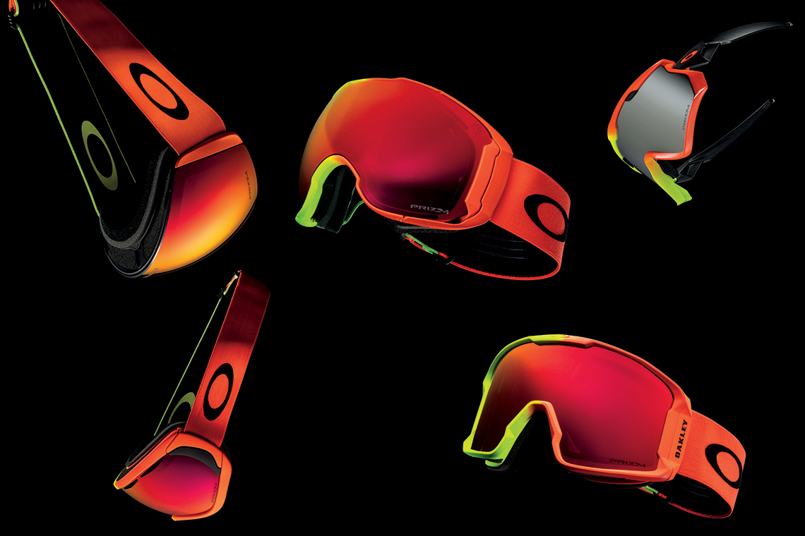 oakley harmony fade flight deck