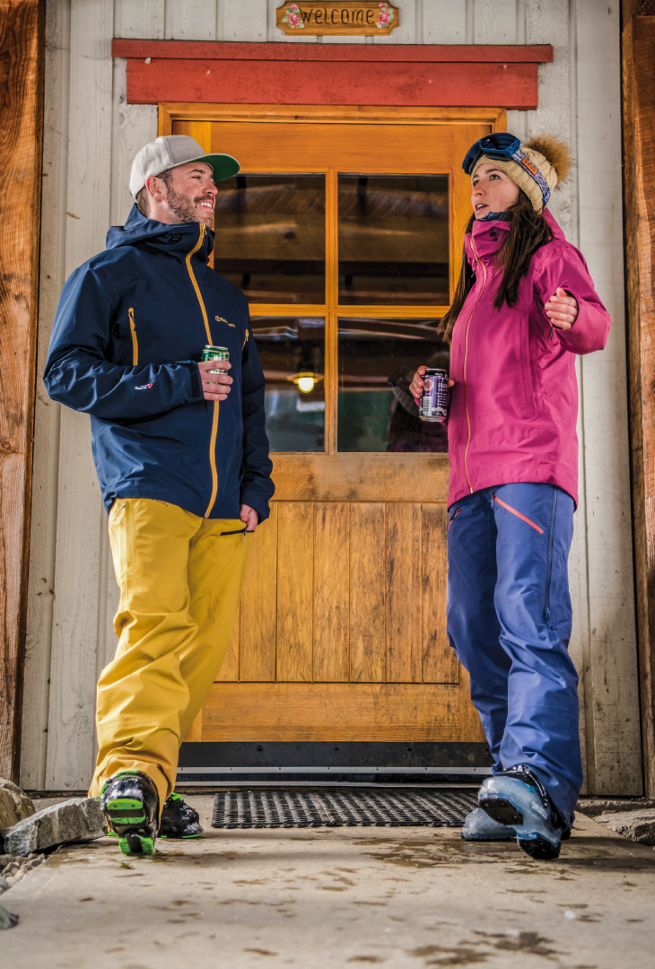 bee5594330 The 11 best ski outerwear kits of 2018-2019