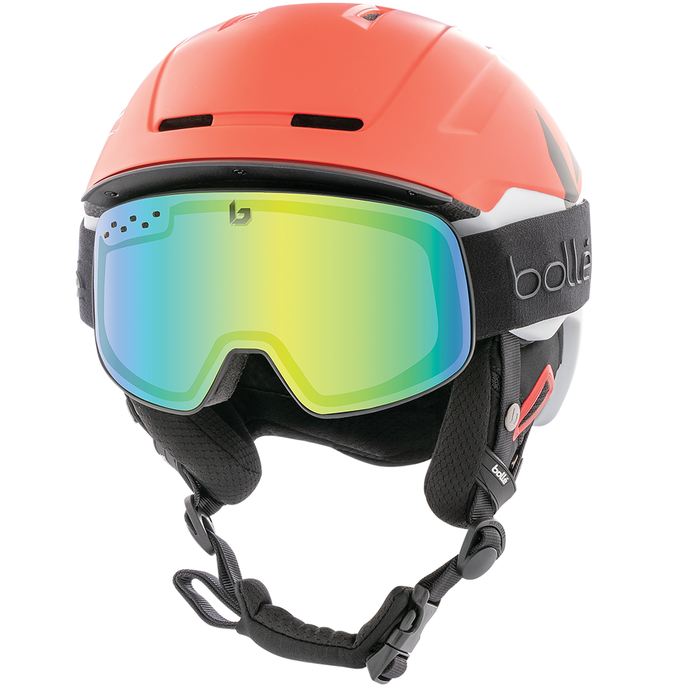 Bollé s Instinct MIPS helmet relies on the brand s own proprietary EPS  build fe9876c9b
