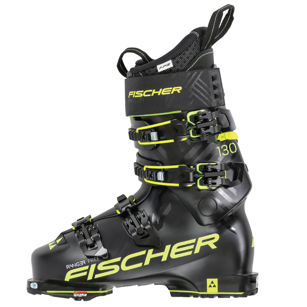4dfc9f6fed The Ranger Free 130 is Fischer s response to the demands of skiers  everywhere for a boot boasting tech inserts