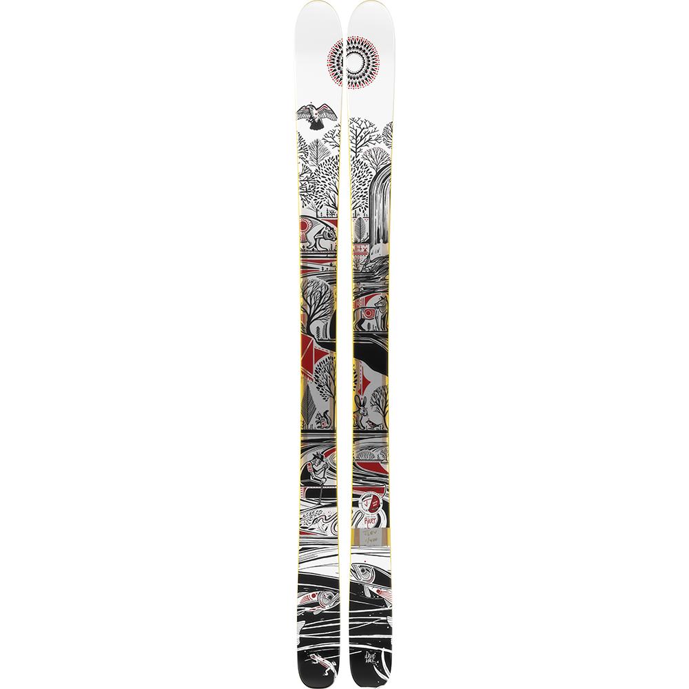 6a5768546e J Skis Masterblaster Skis 2018-2019