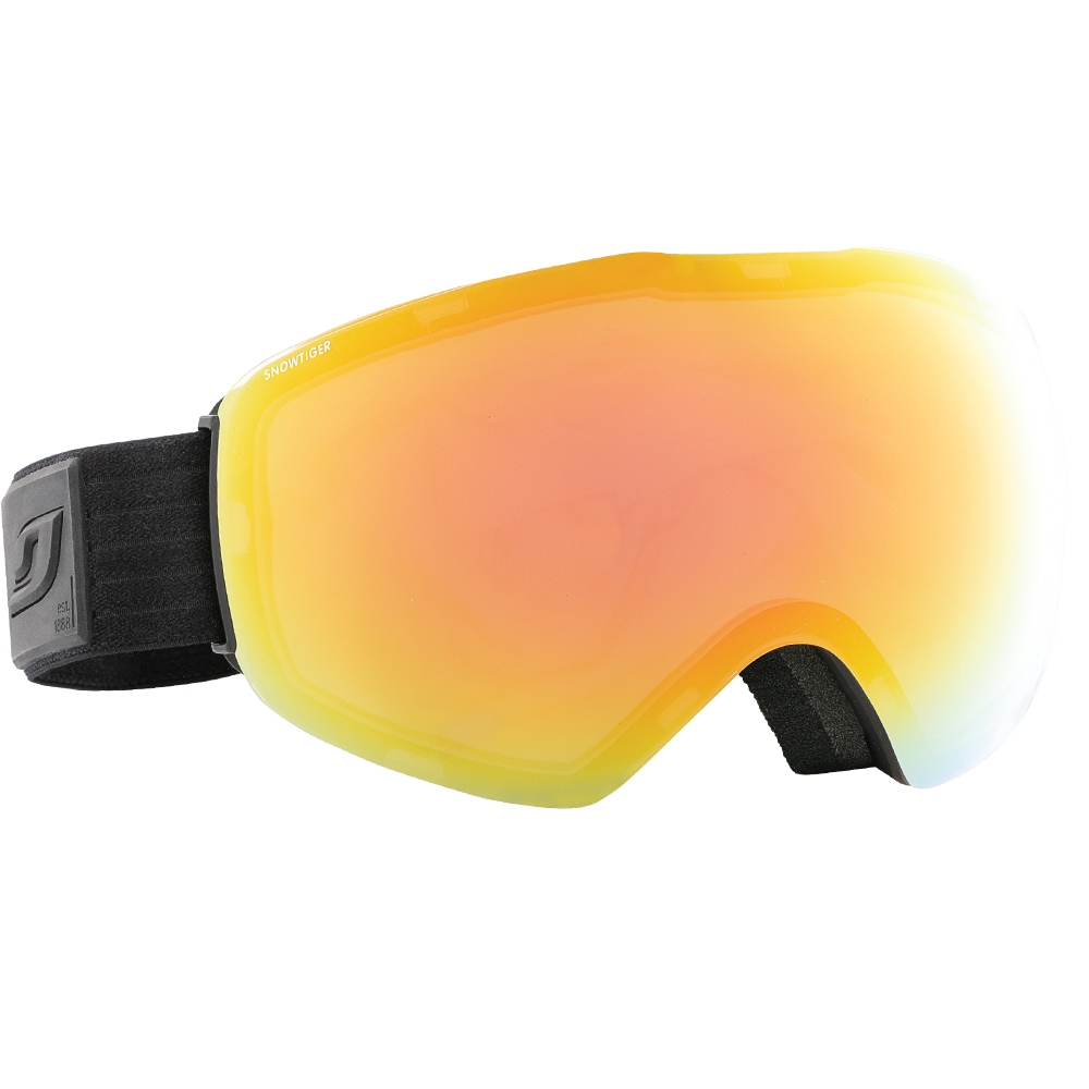 3ebbb0c2cad The all-new Skydome is geared toward skiers that prefer an XXL field of  view. A frameless construction and oversized spherical lens gift you with  near ...