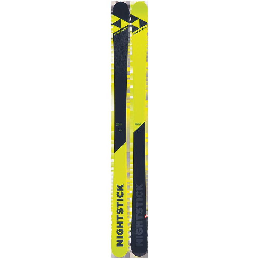 dacb3fe560 Fischer Nightstick Skis 2018-2019