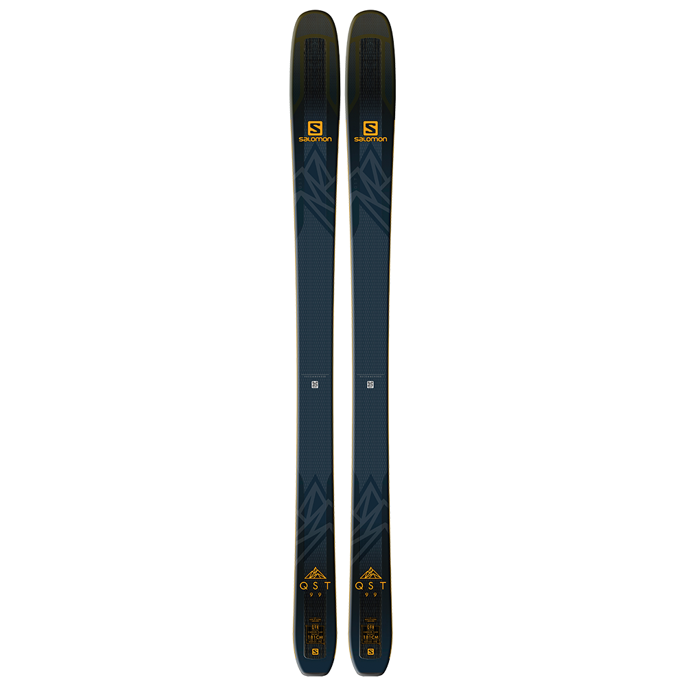 Salomon QST 99 Skis 2018-2019