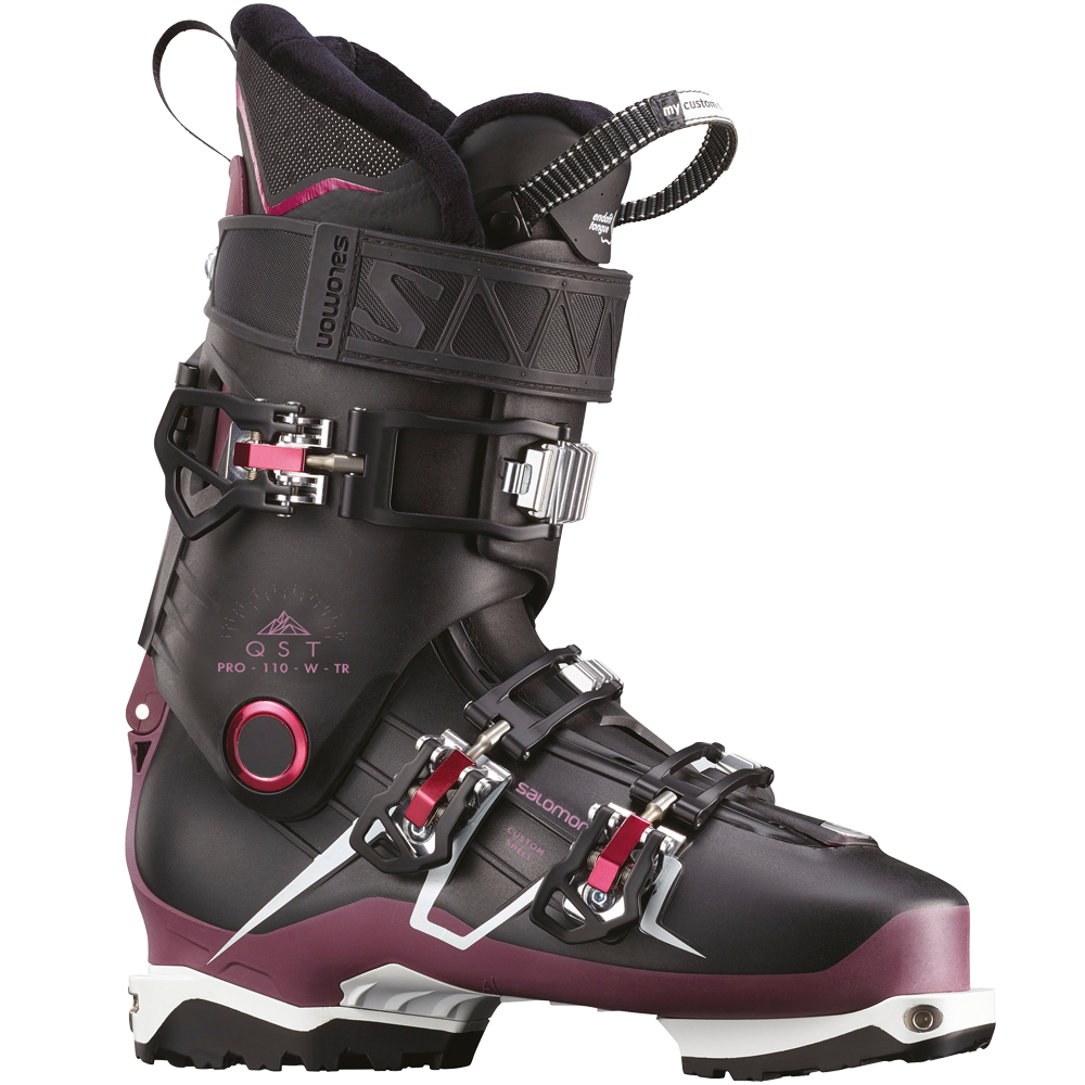 detailed look 9270f f6d85 3. Salomon QST Pro 110 TR W