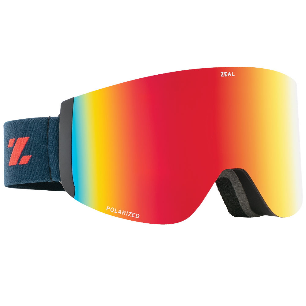 b29fcb63359 The Hatchet is Zeal Optics  first-ever cylindrical-lens goggle and utilizes  the brand s Rail Lock quick-change lens system. Essentially