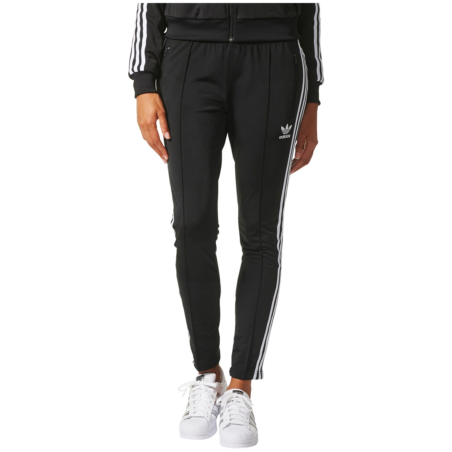 ba0ecb57e25 Adidas Originals Superstar Track Pants Women's 2018 | FREESKIER