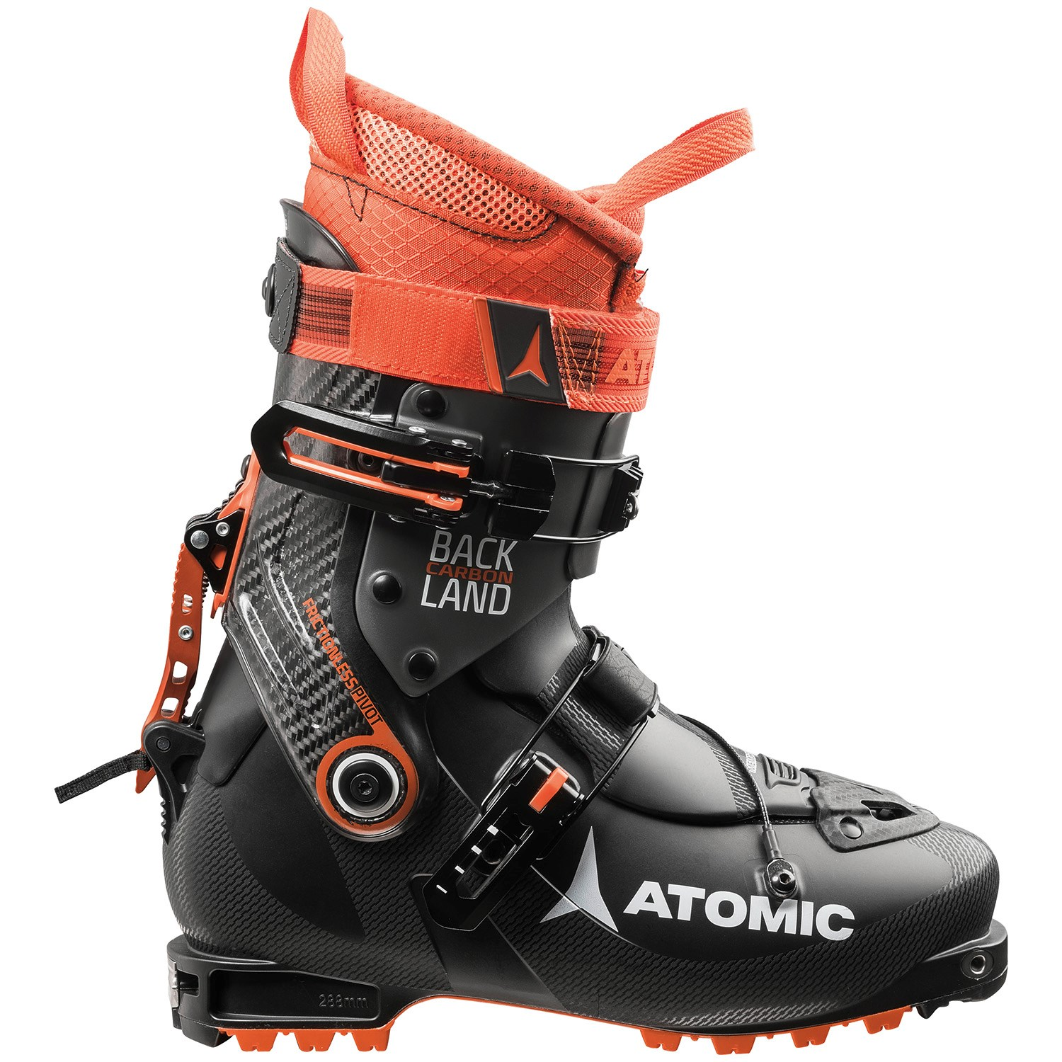 Atomic Backland Carbon Alpine Touring Ski Boots 2018