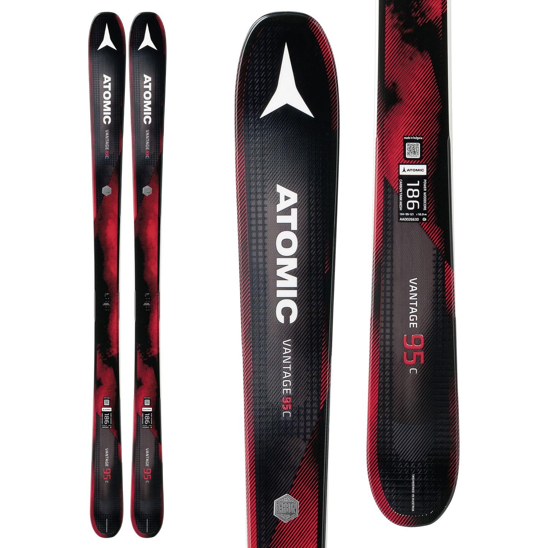Atomic Vantage 95 C Skis 2018