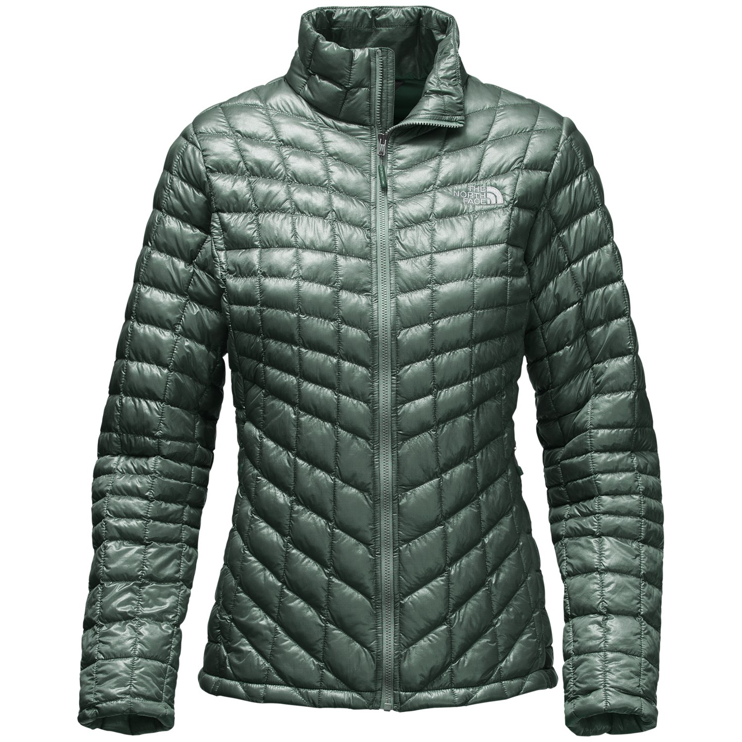 1e22eeb14 The North Face ThermoBall Full-Zip Jacket Women's 2017 | FREESKIER