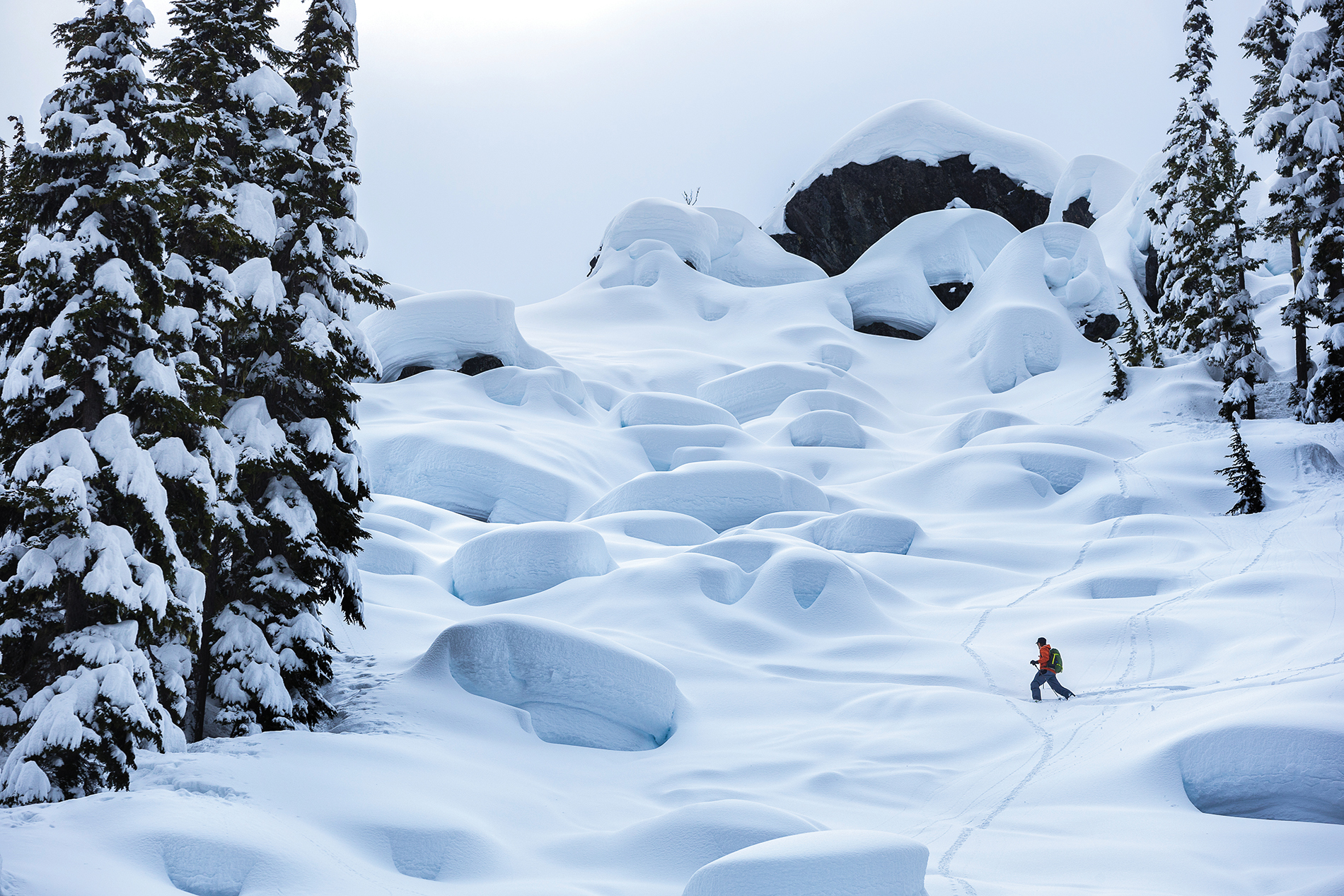 Location: Whistler Backcountry, BC